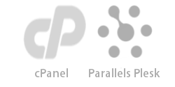 cPanel and Parallels Plesk